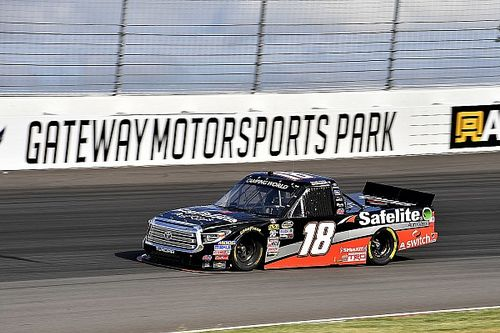Five things to watch in NASCAR trucks race at Gateway