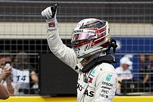Fransa GP: Hamilton kazandı, şampiyona liderliğine yükseldi!
