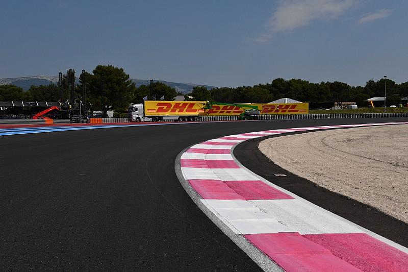 Képeken a francia F1-es versenypálya: Paul Ricard
