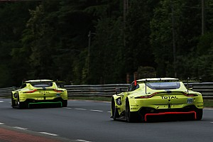 WEC Breaking news Aston Martin likely to slim down WEC line-up for Fuji