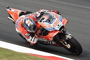 MotoGP Catalunya: Pole perdana Lorenzo untuk Ducati