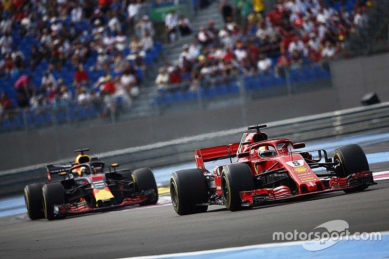 Vettel revela ajuda do vento em recuperação no GP da França