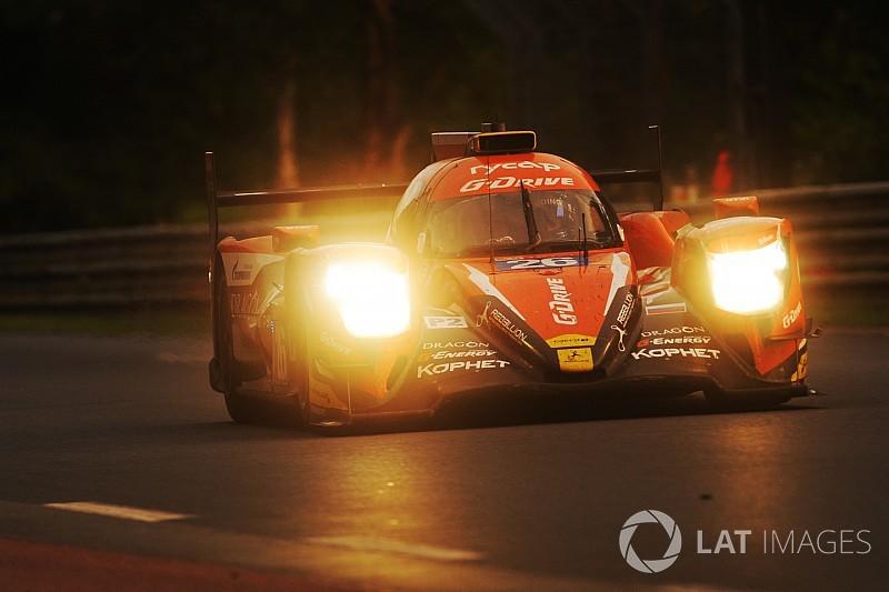 «24 часа Ле-Мана». 18-й час: гонка под контролем у Toyota и G-Drive