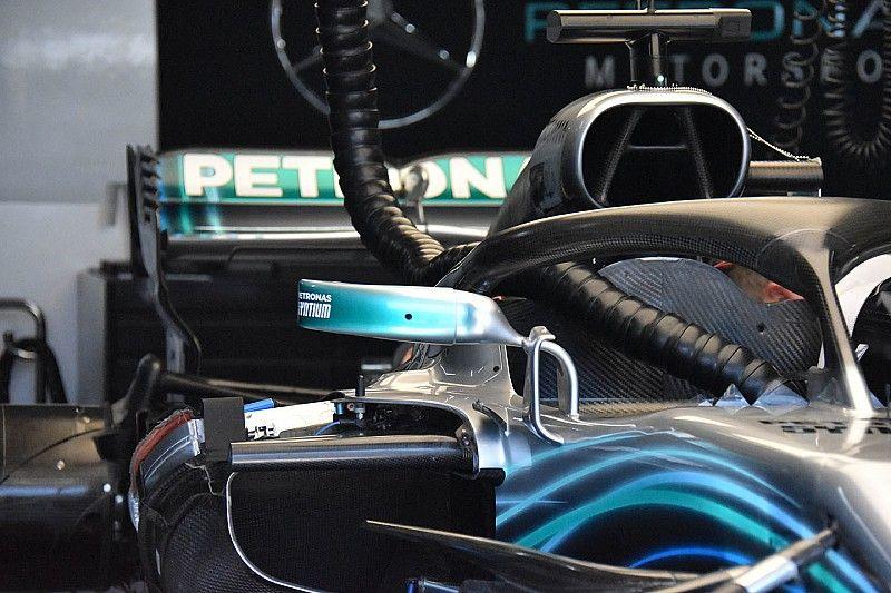 Formel-1-Technik: Detailfotos beim GP Frankreich in Le Castellet
