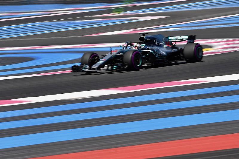 Formel 1 Frankreich 2018: Die Startaufstellung in Bildern
