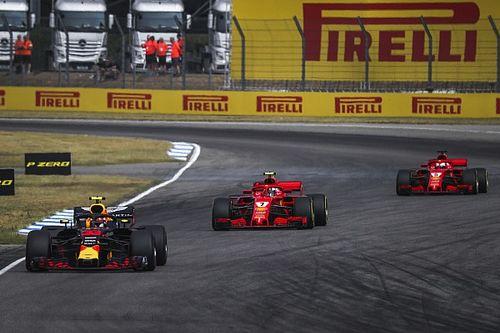 Verstappen defiende a Vettel tras su error en Alemania