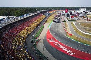 Formel 1 in Hockenheim: So viele Zuschauer wie zur Schumi-Zeit