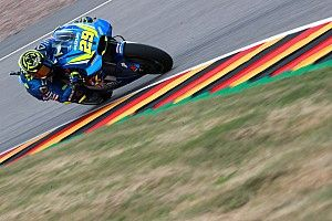 """Iannone dice que quedó demostrado que volvió a """"ser fuerte"""" cuando la Suzuki mejoró"""