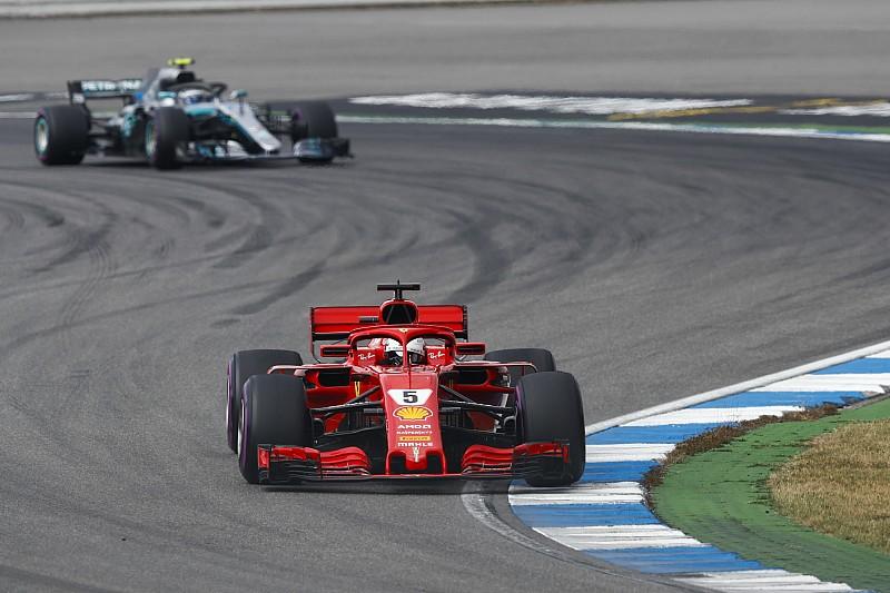 Leckék Hockenheimből: A Forma-1 csapatsport - jó lenne, ha sem a Vettel, sem a Mercedes nem hibázna
