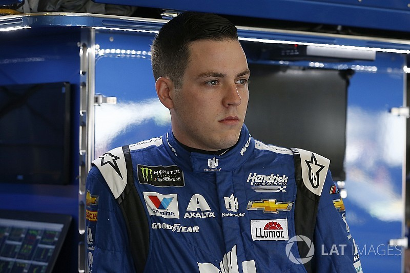 Alex Bowman joins GMS Racing for Michigan Xfinity race