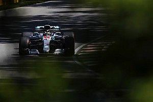 Fotogallery: la prima giornata di prove libere del GP del Canada di F1