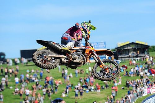 Cairoli ferma la striscia di pole position di Herlings a Matterley Basin