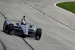 Ньюгарден выиграл поул на этапе IndyCar в Техасе