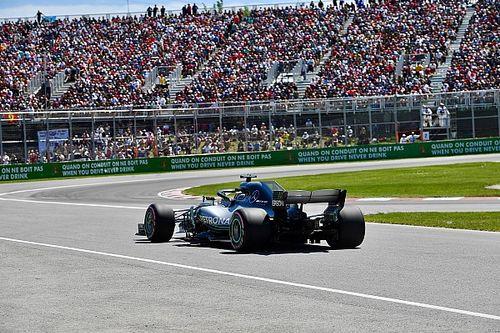 """Hamilton: """"Één bocht kostte me pole-position"""""""