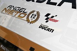 Aspar retira el nombre de Ángel Nieto de su equipo