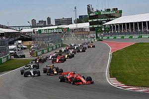 Положение в чемпионате после Гран При Канады