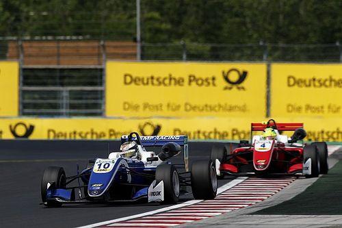 Avrupa F3 Hockenheim: Son yarışı Shvartzman kazandı, Schumacher ikinci oldu