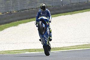 FP4 MotoGP Italia: Iannone pimpin sesi penuh kecelakaan