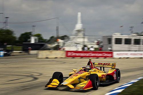 IndyCar's 2019 Chevrolet Detroit Grand Prix – weekend schedule