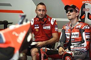 Engenheiro de pista de Lorenzo não o seguirá na Honda