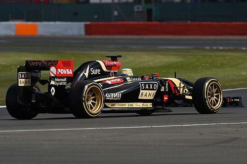 Ferrari begint driedaags testprogramma met 18 inch banden Pirelli