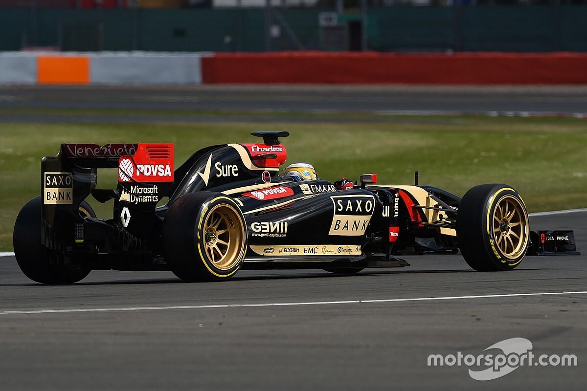 Renault test 18 inch Pirelli-banden voor 2021 als eerste F1-team