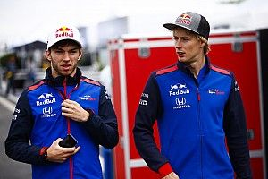 "Hartley unimpressed by Gasly's ""nice speech"" on team orders"
