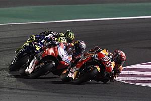 MotoGP Важливі новини Маркес: Я міг би закінчити гонку сьомим або восьмим