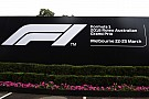 Los horarios del GP de Australia