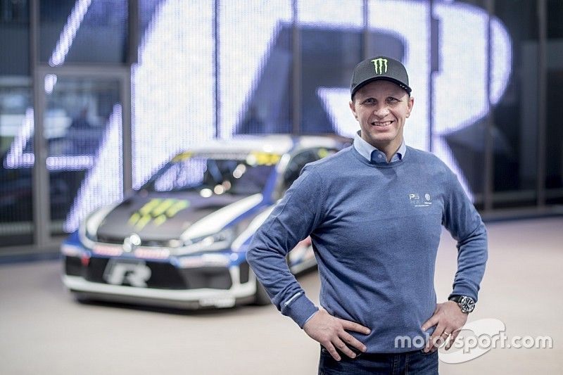 """Petter Solberg und das WRC-Comeback: """"Muss mit Tommi reden"""""""