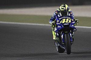 Rossi saldrá desde la P8 y con la preocupación del rendimiento de los neumáticos.