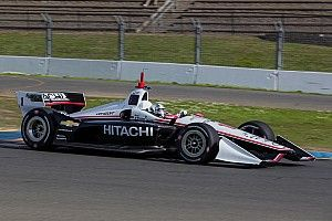 Newgarden says 2018 IndyCar retains traits of previous-gen car