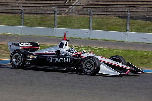 IndyCar-Aufgalopp: Josef Newgarden setzt Testbestzeit