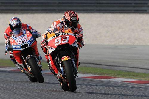 """Márquez: """"El nuevo motor me permite rodar de entrada en mis tiempos"""""""