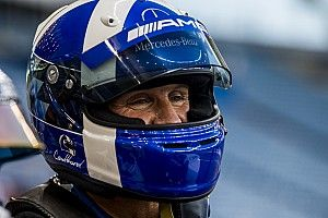 David Coulthard correrá un Mercedes en Goodwood