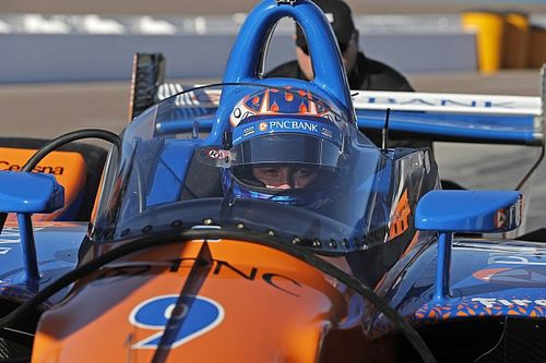 Scott Dixon raisonnablement optimiste à propos du pare-brise