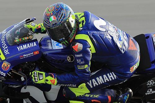 """Rossi: """"Viñales es joven y quiere estar delante con un segundo de ventaja"""""""