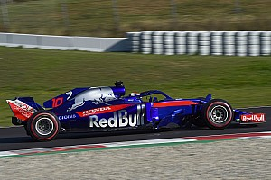 Formula 1 Breaking news Honda, Toro Rosso to consider tactical engine changes