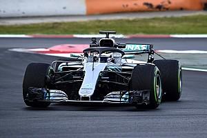Formule 1 Résumé d'essais Barcelone, J2 - Bottas en tête dans un froid glacial