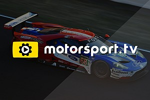 Le programme du week-end sur Motorsport.tv