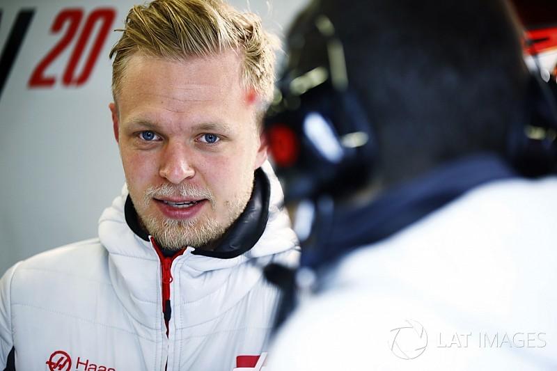 Magnussen, Daytona'da yarışmaya çok yaklaşmış