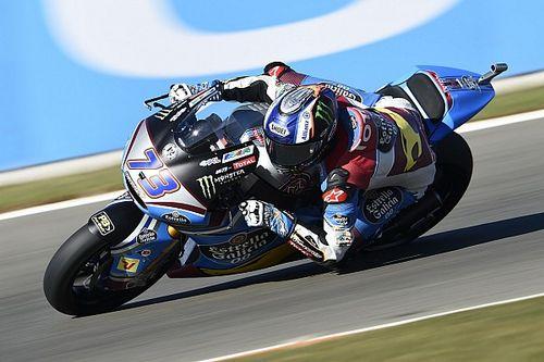 Moto2 Valencia: Alex Marquez cetak pole ketiga