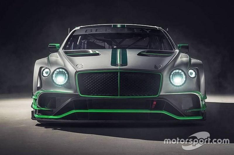 Bildergalerie: Der neue Bentley Continental GT3