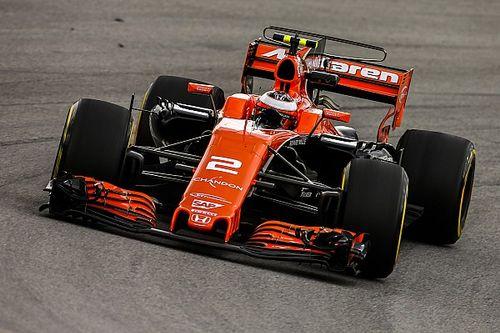 McLaren musiał porzucić Hondę