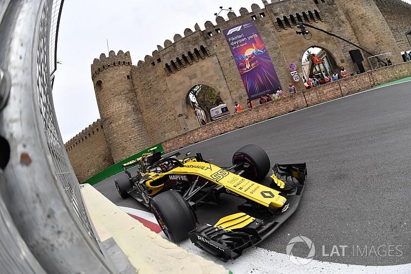 Sainz no se confía tras el mejor resultado de Renault desde 2016