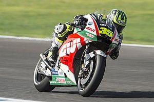 MotoGPスペインFP2:マルケス、クラッシュ! クラッチローが首位