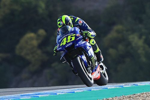 """Yamaha """"not meeting expectations"""" in Jerez practice"""