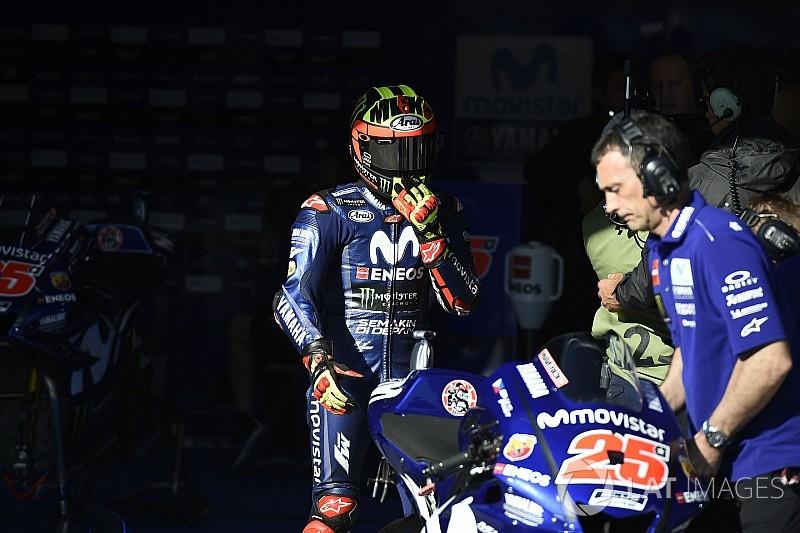"""Viñales: """"Es difícil decir si Yamaha está dando el 100%"""""""