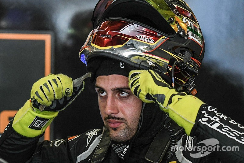 Di Folco correrà nell'International GT Open con Target Racing