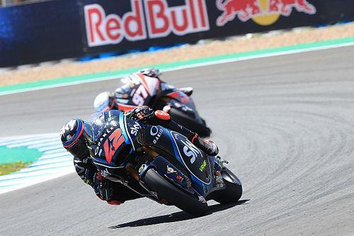 Moto2 Le Mans: Bagnaia snelste in tweede oefensessie